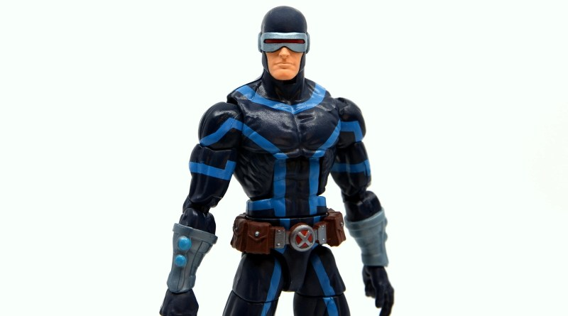 marvel legends house of x cyclops figure review - main pic