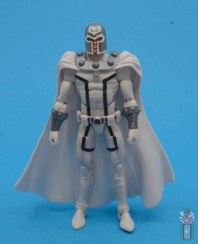 marvel legends house of x magneto figure review - front