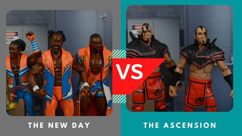 new day vs ascension