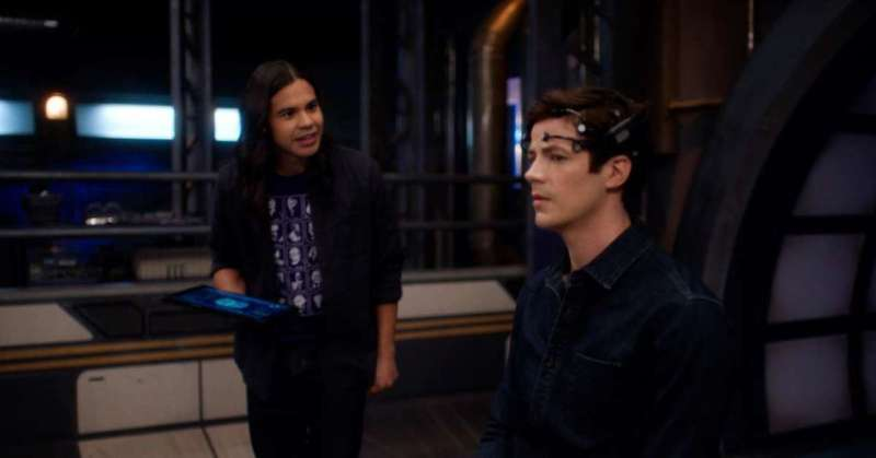 the-flash-speed-of-thought-cisco and barry