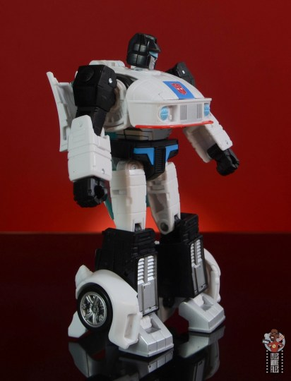 transformers studio series 86 jazz figure review - right side