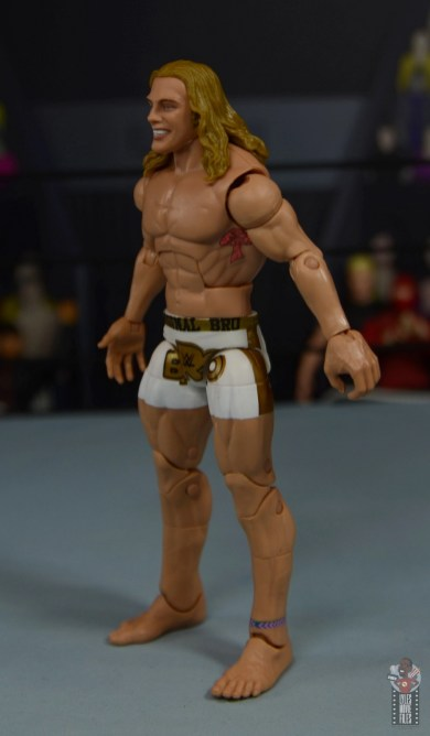 wwe elite 78 matt riddle figure review -left side
