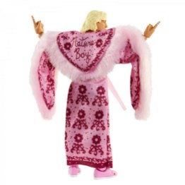 wwe ultimate edition ric flair - robe rear