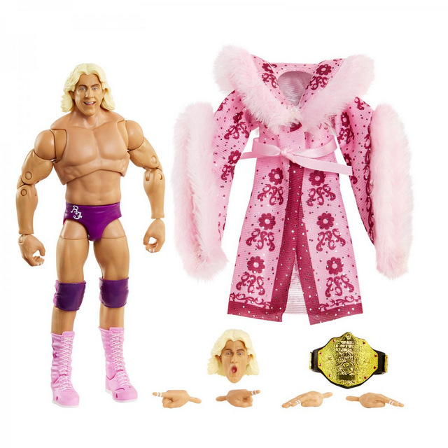 wwe ultimate edition ric flair - wide shot