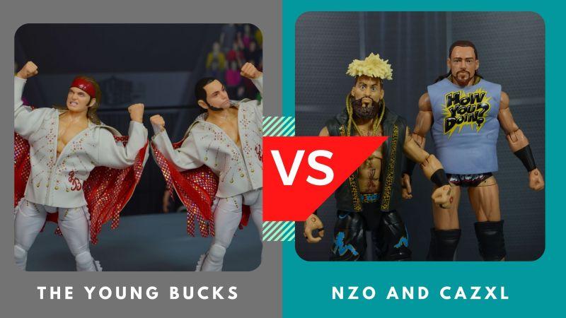 young bucks vs cas and nzo