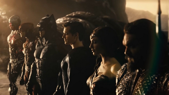 zack snyder's justice league review - the justice league