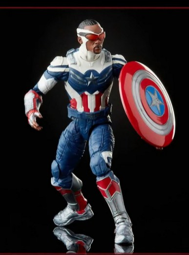 Hasbro Pulse Fan First Monday - YouTube - captain america fighting stance