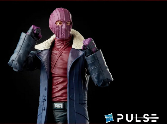 Hasbro Pulse Fan First Monday - baron zemo masked