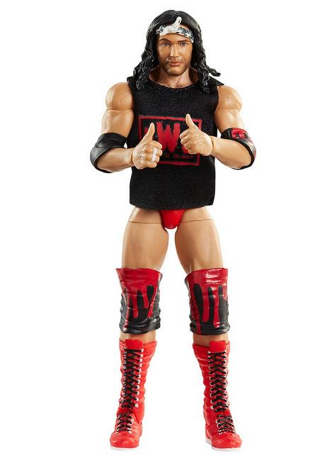 Mattel WWE Wrestlemania 2021 figure reveals legends 11 - scott hall