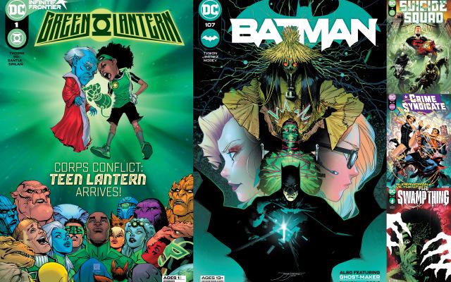 dc comics 4-6-21 reviews batman #107