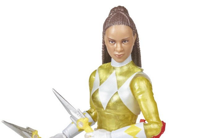fan fest 2021 power rangers - aisha head sculpt