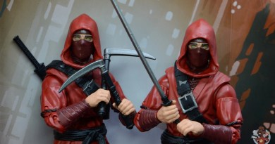 marvel legends the hand ninja review -main pic