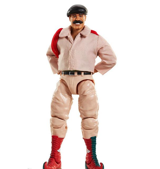 mattel wwe wrestlemania 2021 figure reveals - wwe elite 86 col mustafa