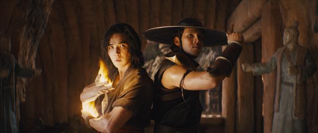 mortal kombat review - liu kang and kung lao