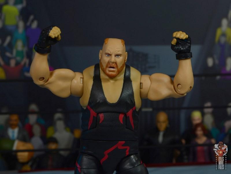 wwe legends 10 big van vader figure review - maskless flex