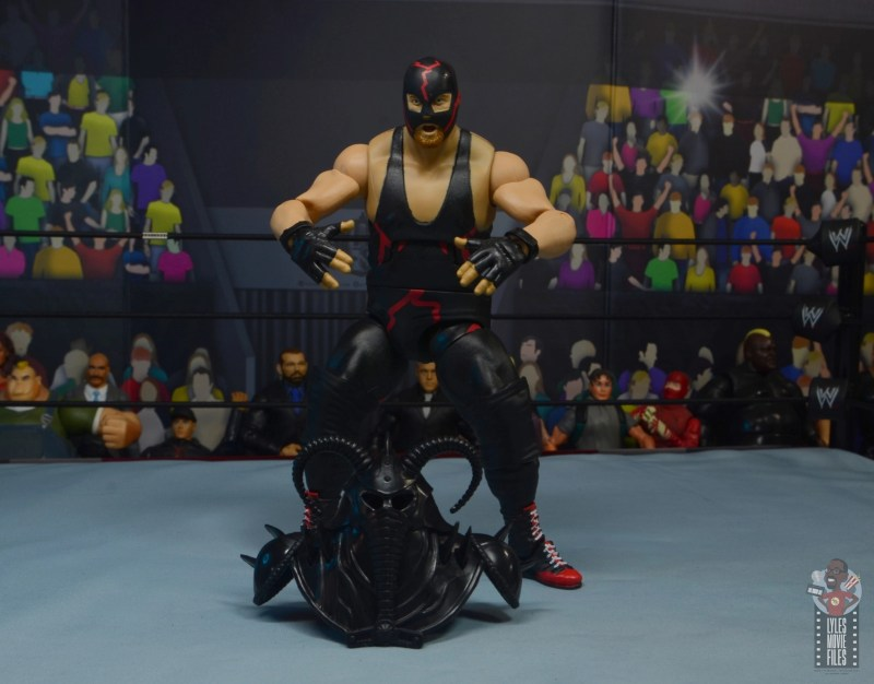 wwe legends 10 big van vader figure review - ready for the smoke show