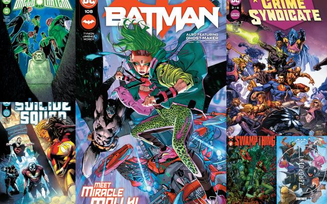 dc comics reviews 5-4-21 green lantern #2