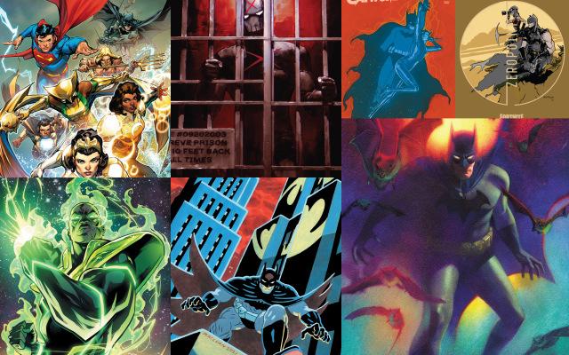dc comics reviews 6-1-21 batman #109