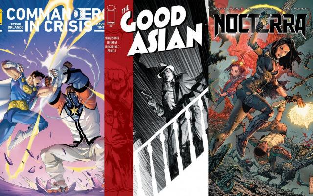 image comics 5-5-21 good asian #1