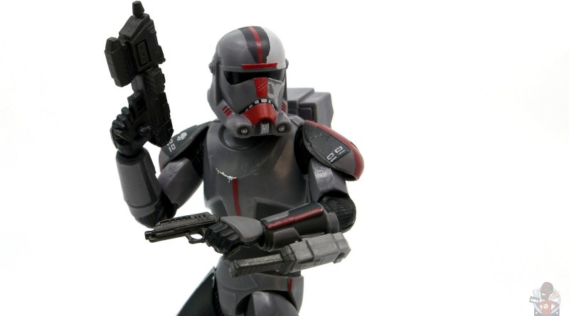 star wars the black series bad batch hunter figure review - main pic