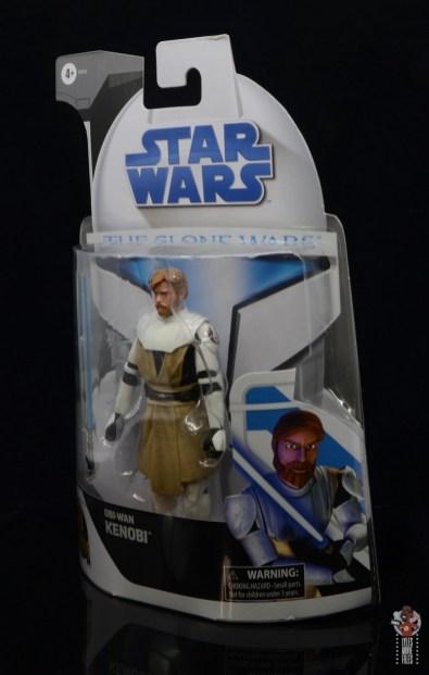 star wars the black series clone wars obi-wan kenobi review - package right side