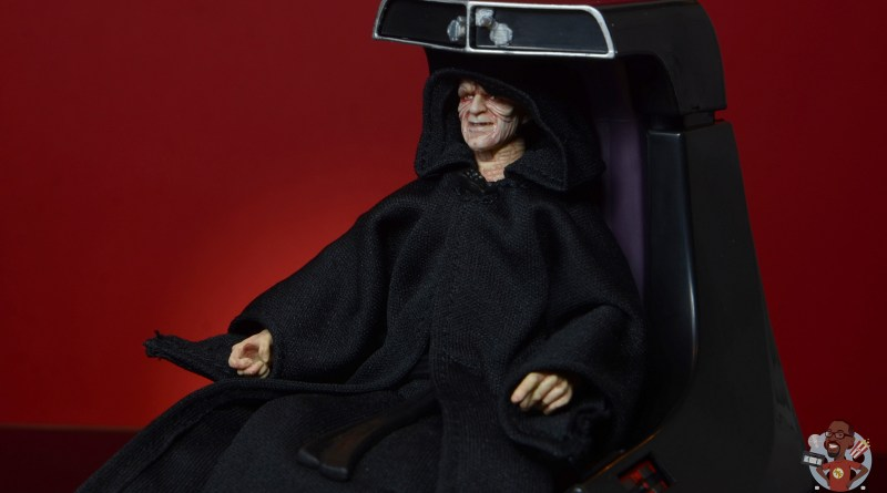 star wars the black series the emperor review - main pic