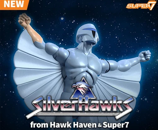 super 7 silverhawks