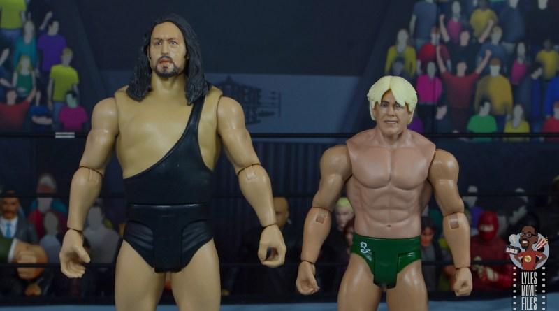 wwe championship showdown ric flair vs the giant review - main pic