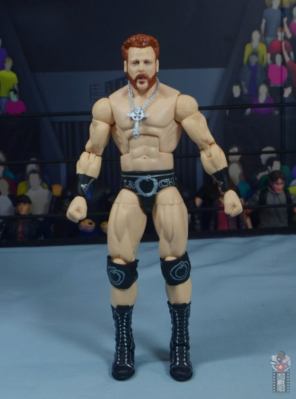 wwe elite 84 sheamus review - front