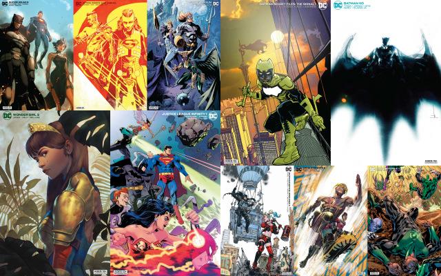 dc comics reviews 7-6-21