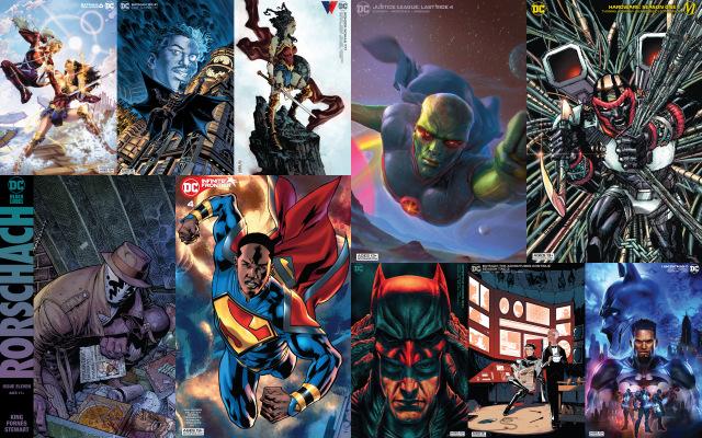 dc comics reviews 8-10-21
