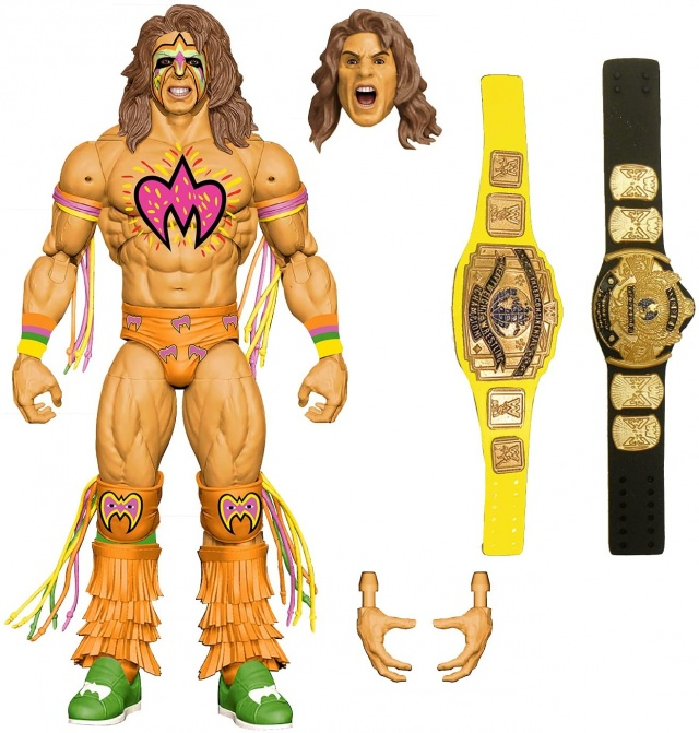 wwe fan takeover ultimate edition ultimate warrior