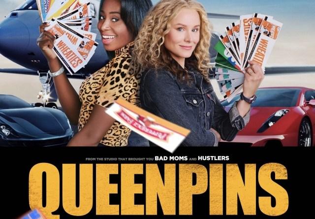 Queenpins giveaway