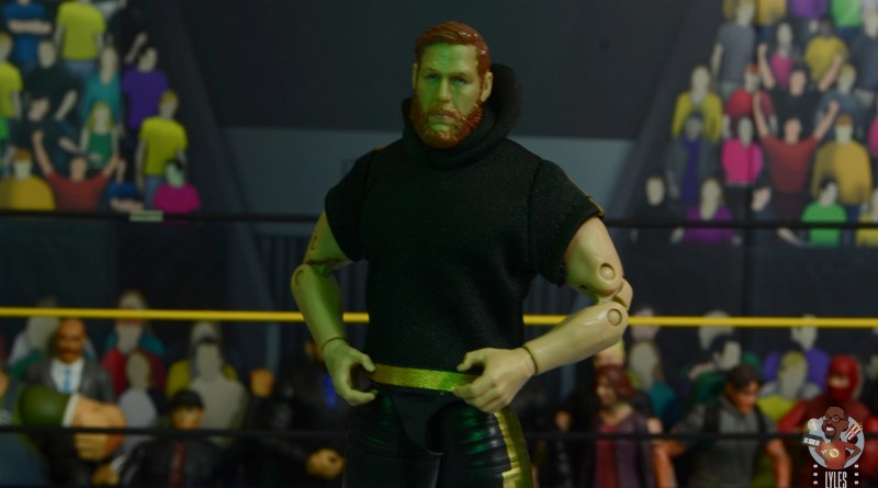aew unrivaled series 5 jake hager review - main pic