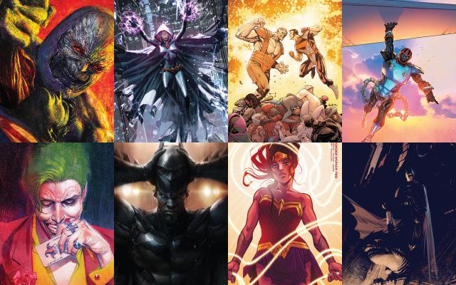 dc comics reviews 10-12-21