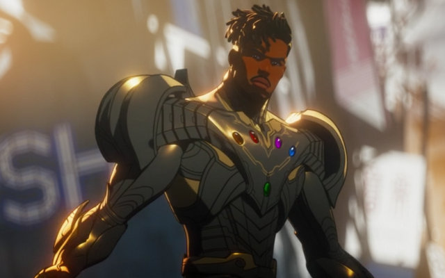 what if the watcher broke his oath review - killmonger as ultron