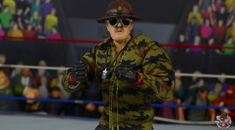 wwe ultimate edition sgt. slaughter review -main pic