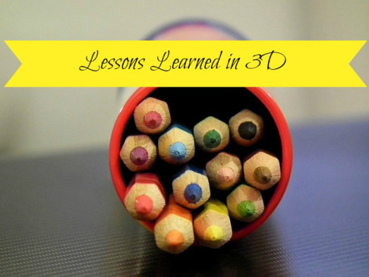 Lessons Learned in 3-D: Time Wasters