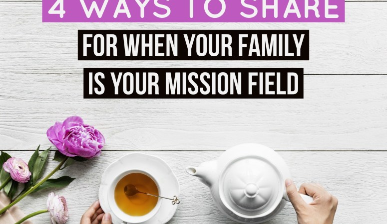 This is What Happens When Your Family is Your Mission Field