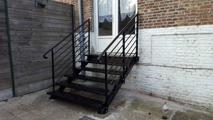 escalier mini