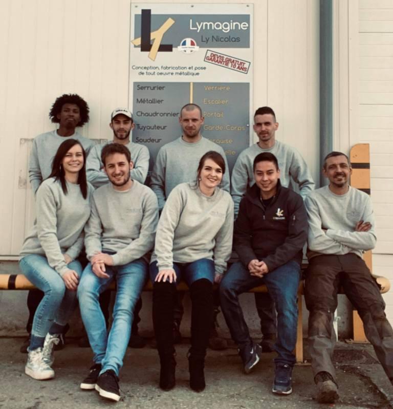 équipe staff lymagine