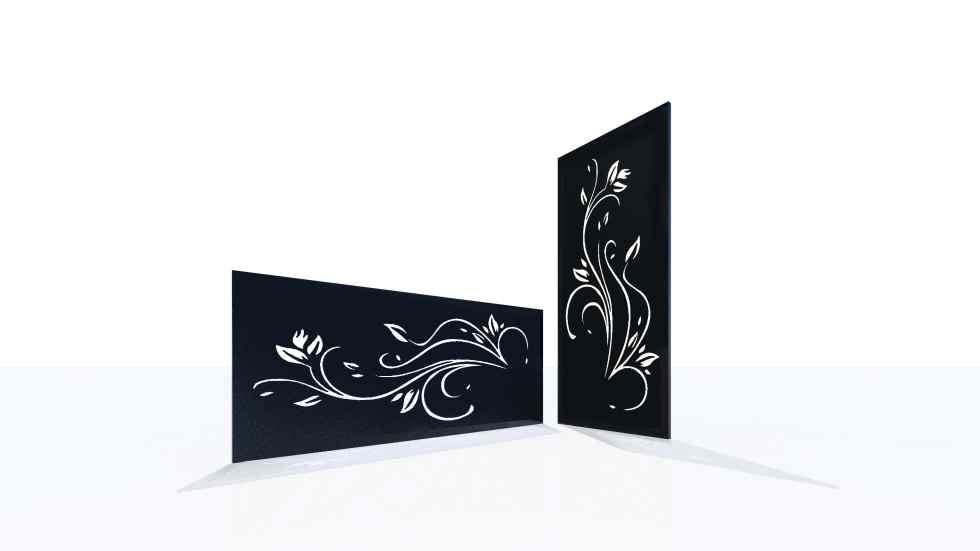 Claustra design motif 34 fleur