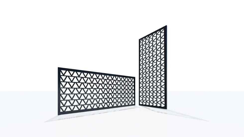 Claustra Design motif 89 géométrique
