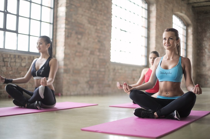 Infectolab - yoga