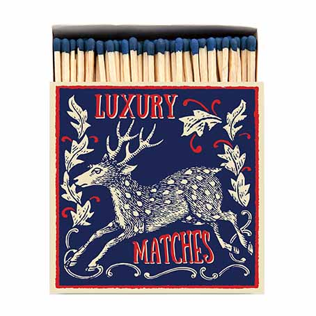 The Stag Luxury Matches