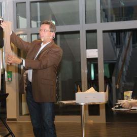 Lymphvortrag in Münsingen – ein voller Erfolg!
