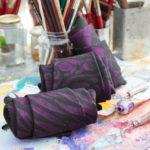 Fashion-Elemente mit Beere für mediven 550 Bein