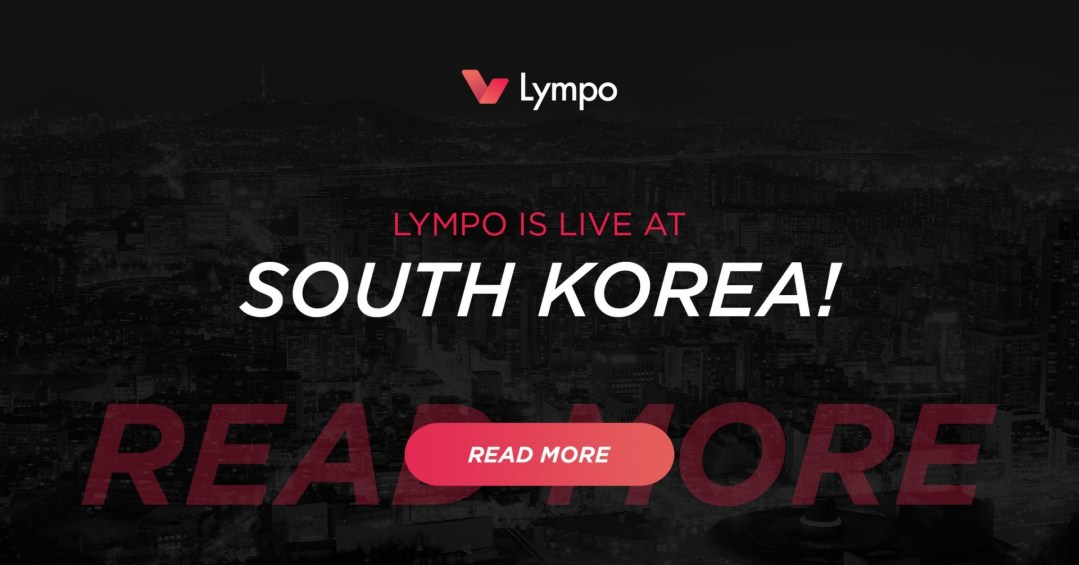 Lympo in South Korea