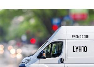 Promo Code: LYH10