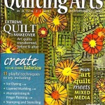 Quilting Arts Magazine Aug/Sept 2011